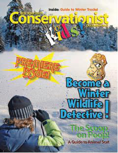 Conservationist for Kids cover