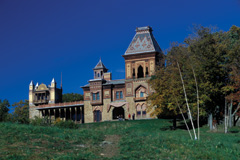 Olana, former home of Frederic Edwin Church