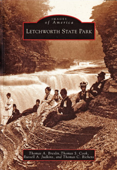 Cover of the book: Letchworth State Park: Images of America Servies