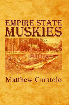 Front cover of the book Empire State Muskies
