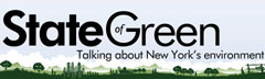 Header on the DEC state of green blog