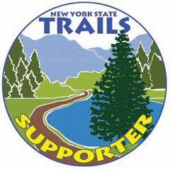 New York State Trails Supporter Patch