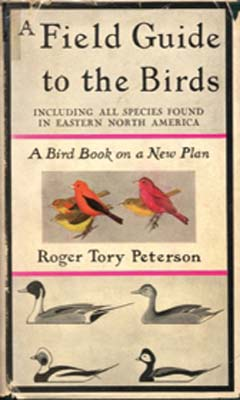 cover for book A Field Guide to the Birds