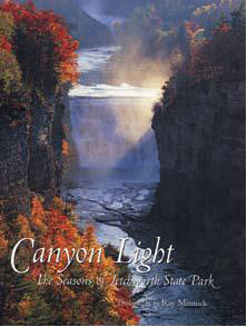 Canyon Light cover