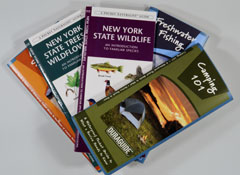 A selection of Pocket Naturalist Guides