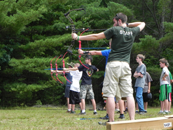 Archery at Pack Forest