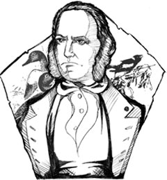 an image of John James Audubon