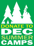 DEC camp donation logo