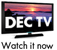 DEC TV television icon
