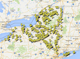 Maps - NYS Dept  of Environmental Conservation