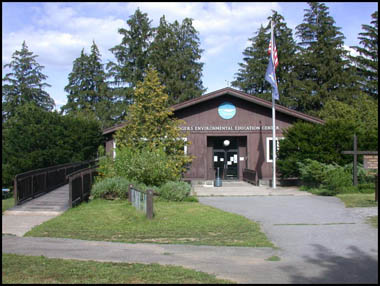 Rogers Visitor Center