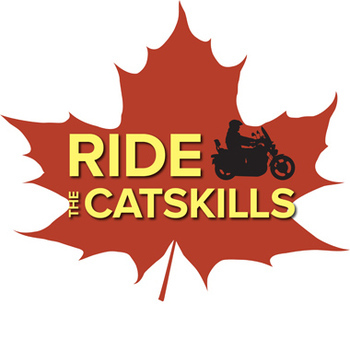 Ride the Catskills logo