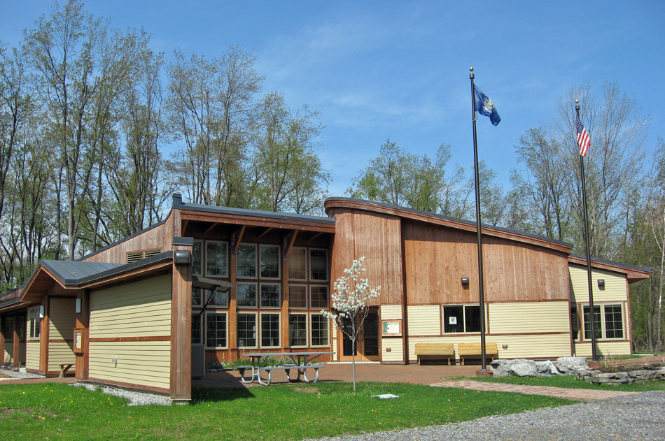 Photo of Reinstein Woods eco-friendly building