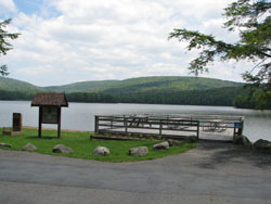 Mongaup Pond Nys Dept Of Environmental Conservation