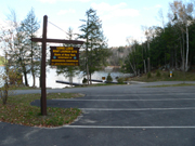 Long Lake Boat Launch Site