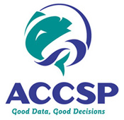 ACCSP logo: Good data, good decisions