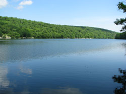Canopus Lake