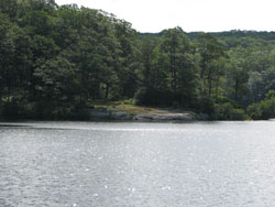 Lake tiorati nys dept of environmental conservation for Harriman state park fishing