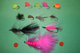 Photo of Steelhead Flies