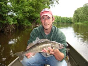 Wallkill River Walleye