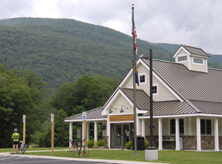 Catskill Visitor and Interpretive Center