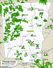Chenango County Map