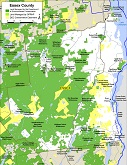 thumbnail of Essex County Map