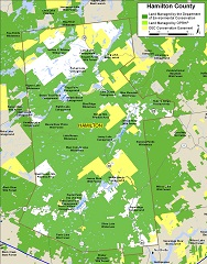 thumbnail of Hamilton County map
