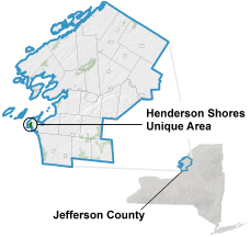 Henderson Shores Unique Area