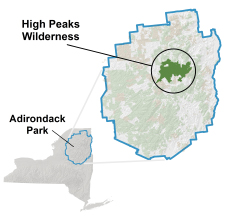 High Peaks Wilderness