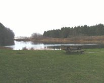 A photo of Long Pond day use area