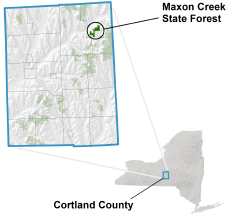 Maxon Creek State Forest