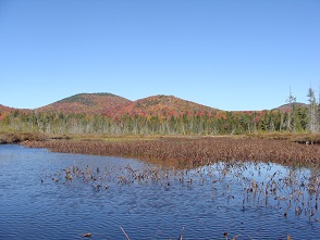mud pond mountain