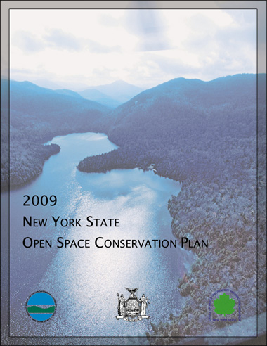 Cover page of the Open Space plan. Click this graphic for complete plan (PDF, 6.6 MB)