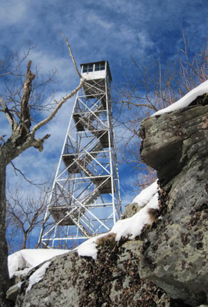Fire Towers - NYS Dept  of Environmental Conservation