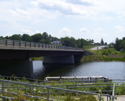 Route 3 Crossing, Port Ontario