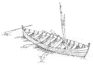 french and indian war coloring pages | The Sunken 1758 Fleet - NYS Dept. of Environmental ...