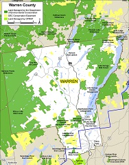thumbnail of Warren County map