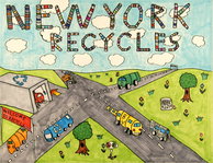 New York Recycles poster contest winner