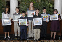 photo of 2009 poster contest winners