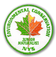 Jr Naturalist Patch 2000, Sugar Maple, the State Tree