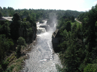 Ausable Falls