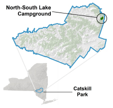 North-South Lake Campground & Day Use Area - NYS Dept  of