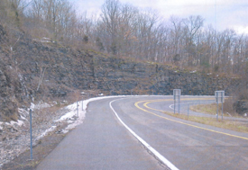 Route 34, Cayuga Heights