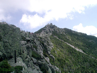 Whiteface Moutain - arrete ridge