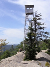 Rondaxe Fire Tower