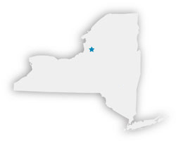 location on oswego county