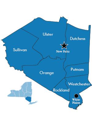 Hudson Valley New York Map.Lower Hudson Valley Region 3 Nys Dept Of Environmental Conservation