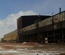 Former Roblin Steel facility