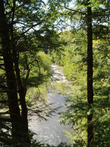 Salmon River at Salmon River State Forest
